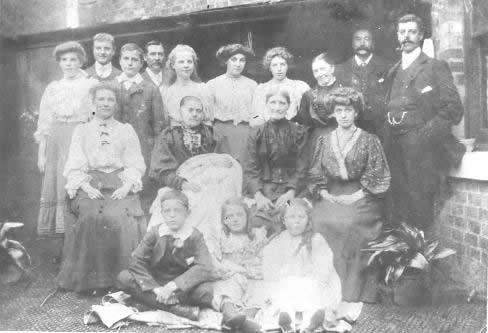 Romanichal Gypsy History
